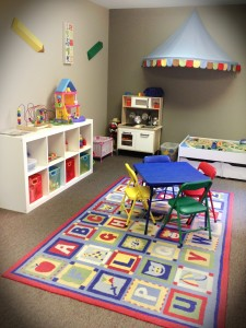 Clear Lake Children's Center playroom